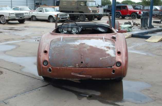 1959 Austin Healey 100-6 BN4