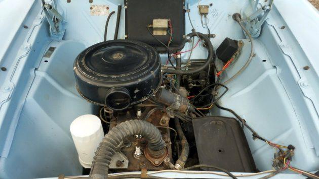 1959 Rambler American Engine