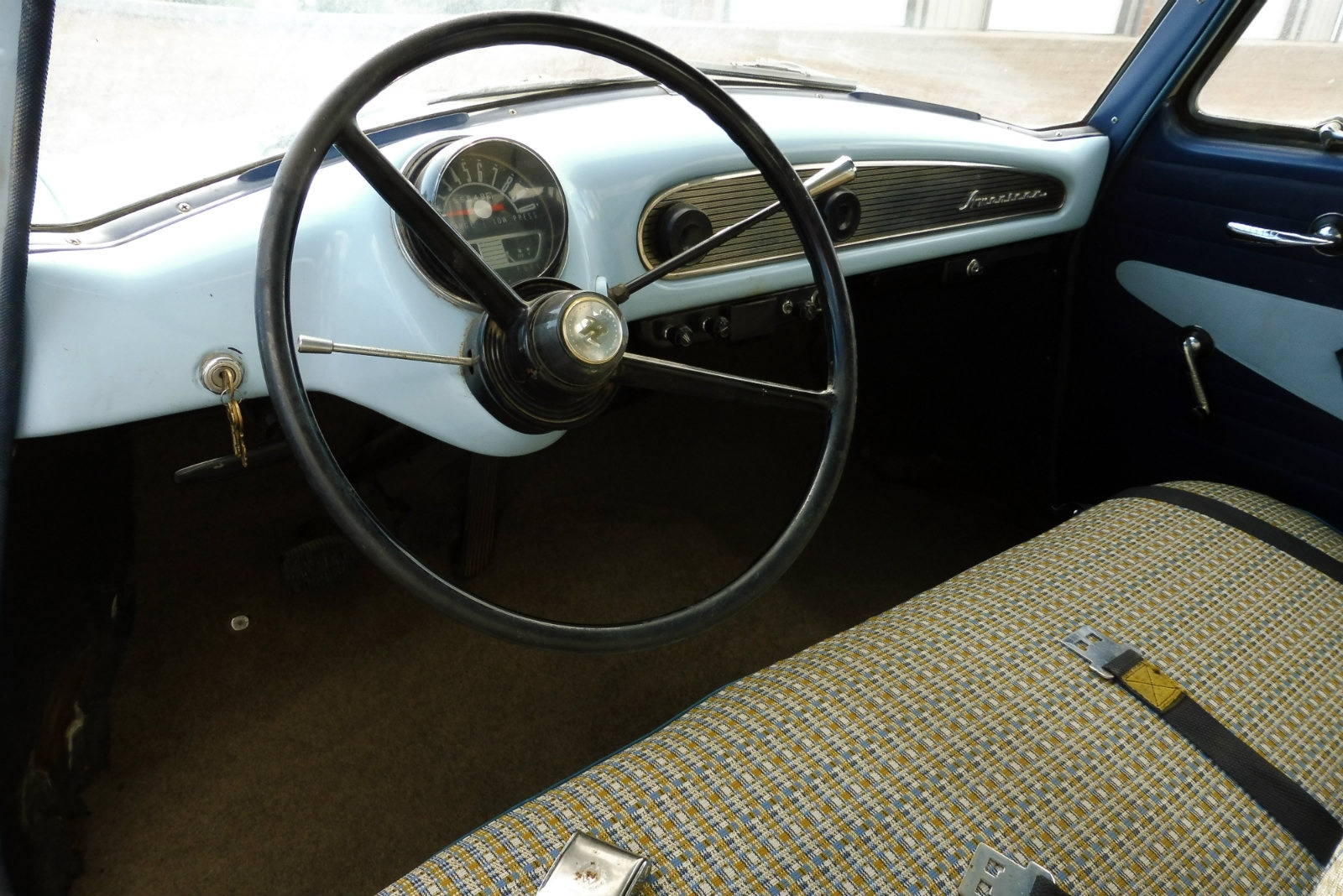 Super Wagon 1959 Rambler American