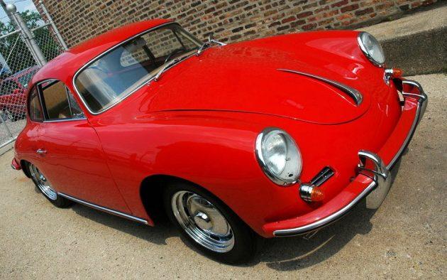 Delightful Driver: 1960 Porsche 356