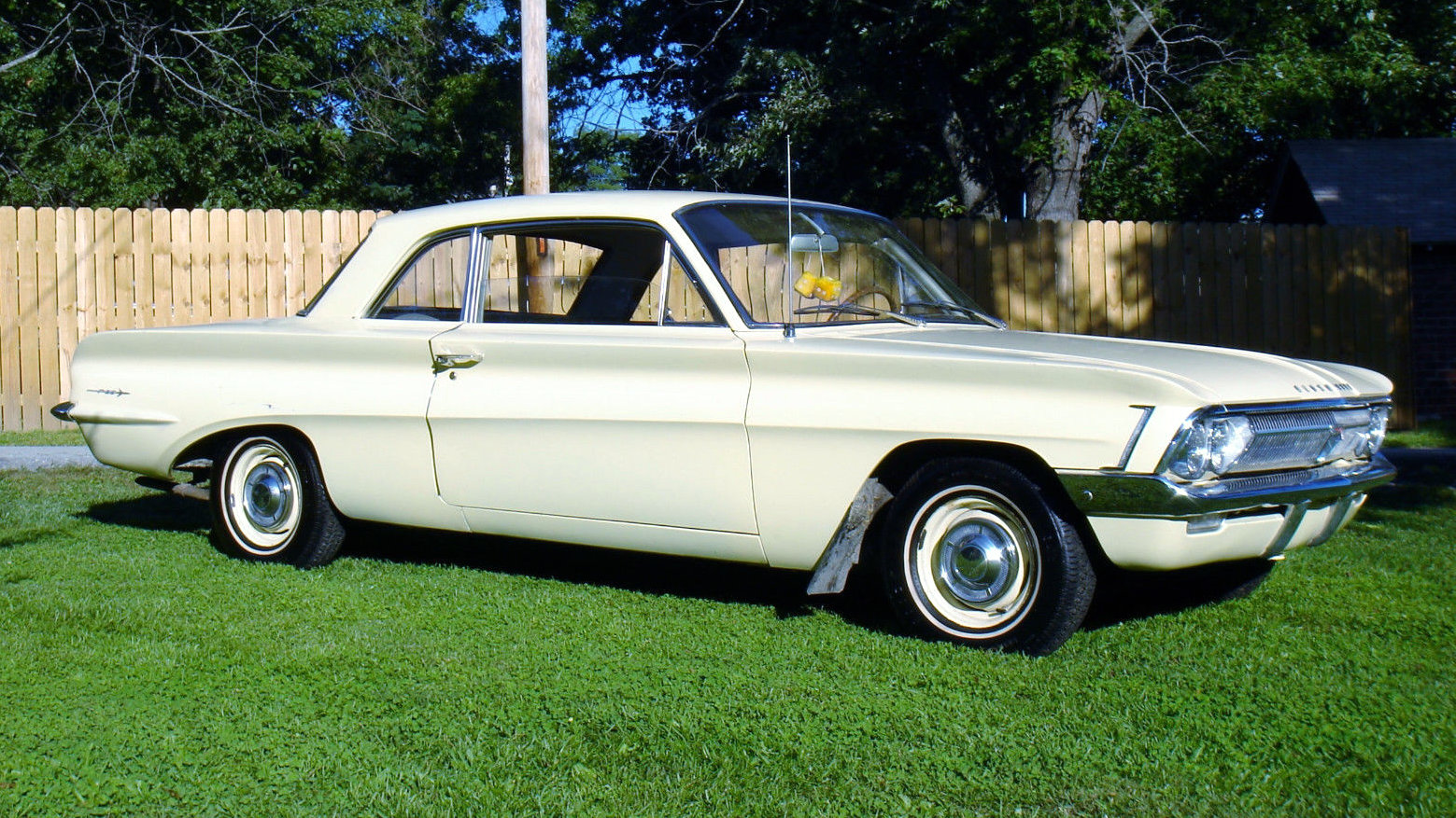 Old Lady Owned 1962 Oldsmobile F85
