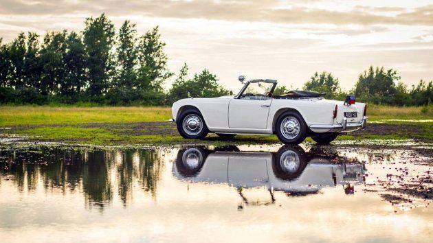 1962 Triumph TR4 Pursuit