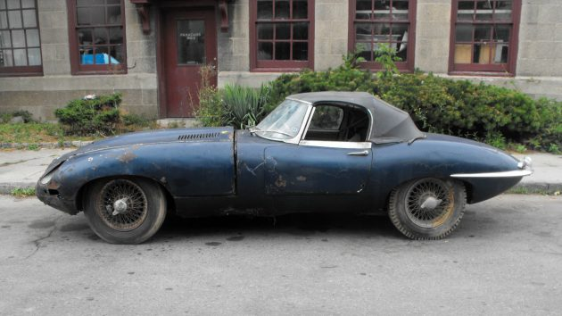 One Rough Cat: 1963 Jaguar E-Type