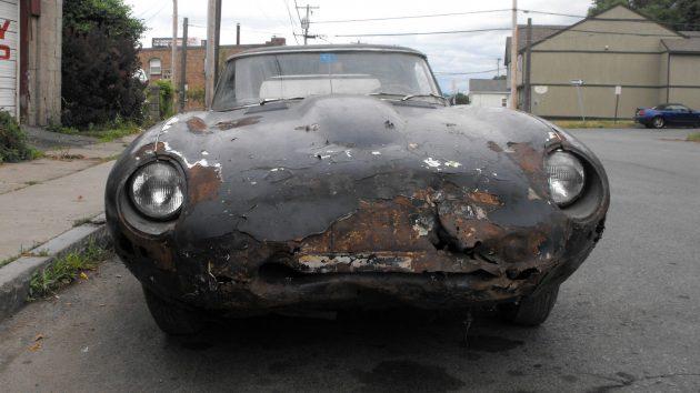 1963 Jaguar E-Type Nose