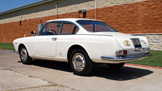 1963 Lancia Flavia Coupe