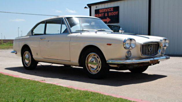 Front Wheel'n: 1963 Lancia Flavia