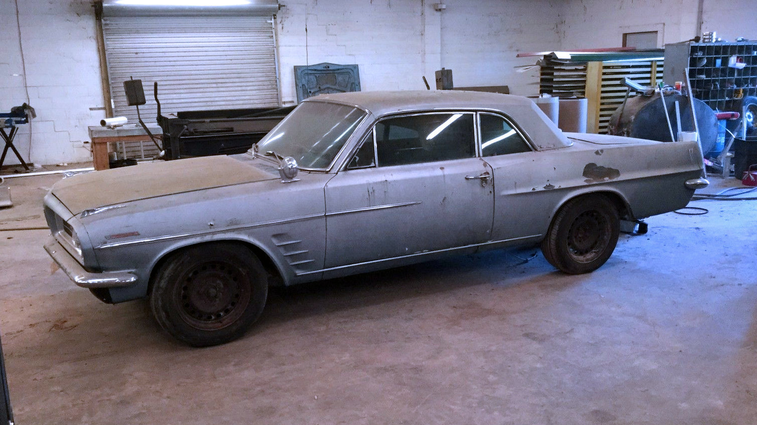 Delorean For Sale >> Pre-GTO Muscle: 1963 Pontiac Le Mans