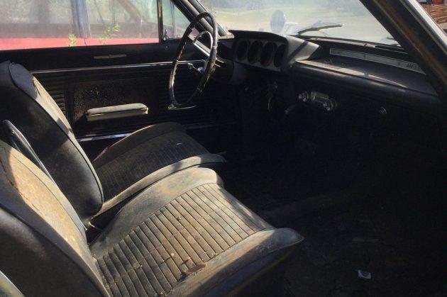 1963 Pontiac Le Mans Interior