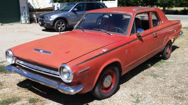 Our New Project: 1964 Dodge Dart Hot Rod!