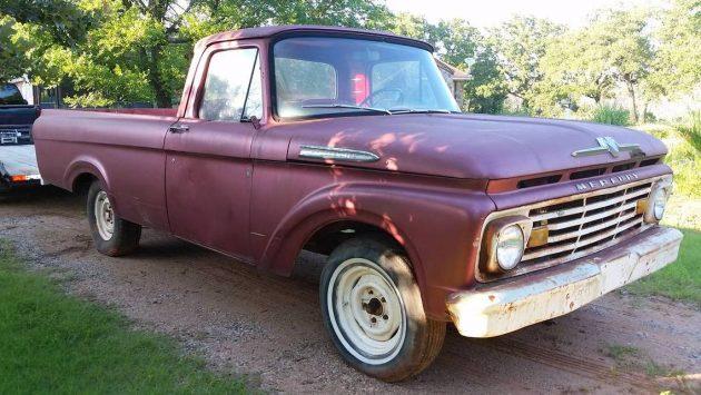 1964 Mercury M100