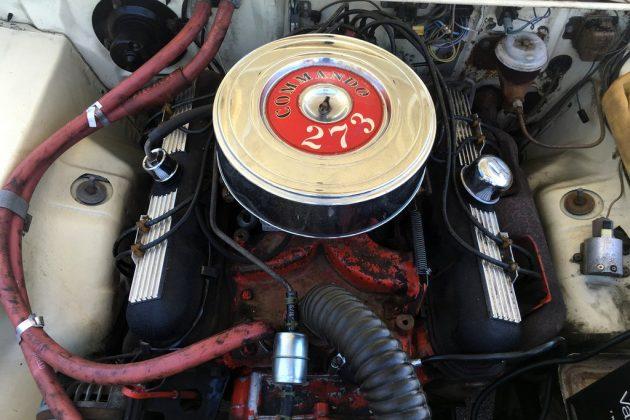 1965 Plymouth Barracuda 273 Engine