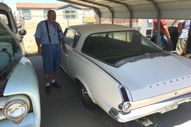 1965 Plymouth Barracuda Survivor