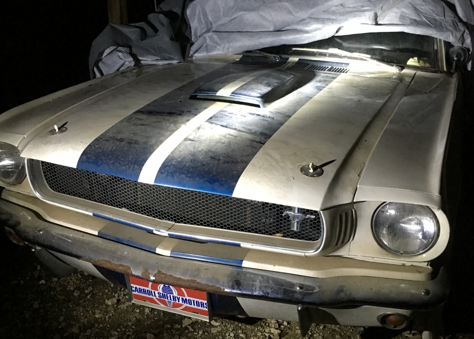 Bf Exclusive 1965 Shelby Gt350