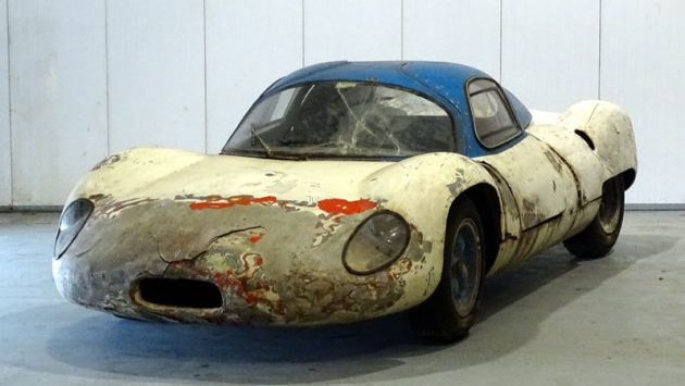 Shed Find: 1966 Costin-Nathan Works Prototype