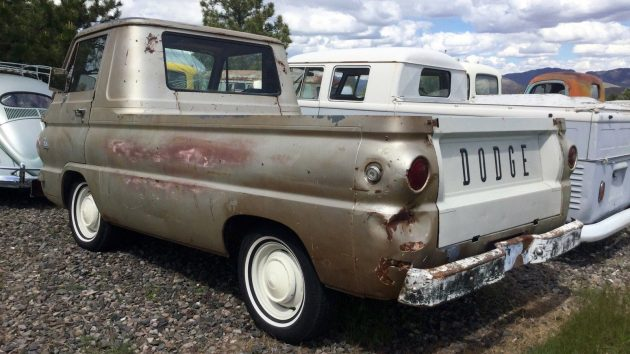 1966 Dodge A100 Truck