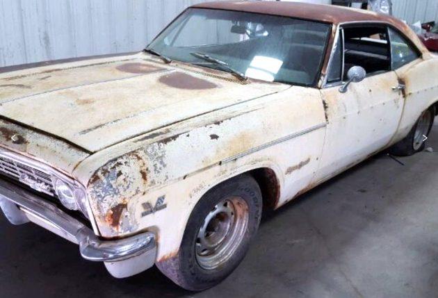 1966 Impala SS 396