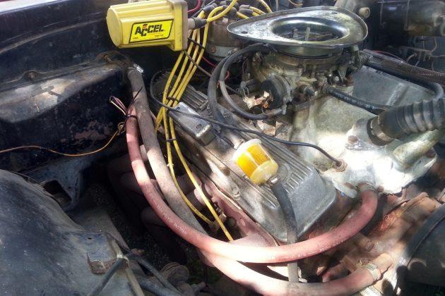 1968 Camaro Z28 Engine