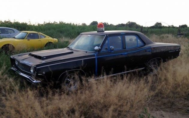 Cop Cars For Sale >> 1968 Dodge Coronet 440 Police Car?