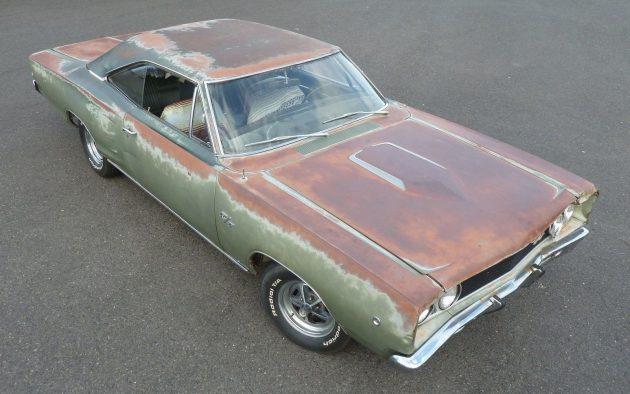 Graveyard Reject: 1968 Dodge Coronet R/T