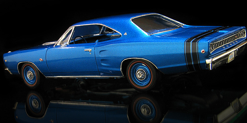 Graveyard Reject 1968 Dodge Coronet R T