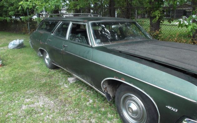 Muscular Wagon: 1970 Chevy Kingswood