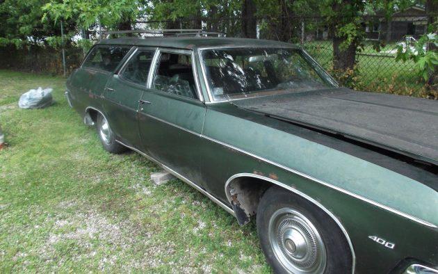 1970 Chevrolet Kingswood Wagon