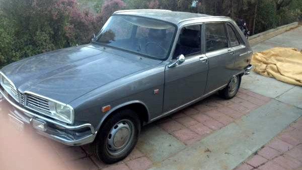 1970 Renault 16