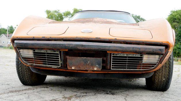 1973 Corvette L82