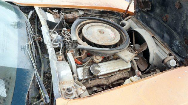 1973 Corvette L82 Engine