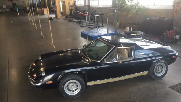 Player's Special: 1974 Lotus Europa