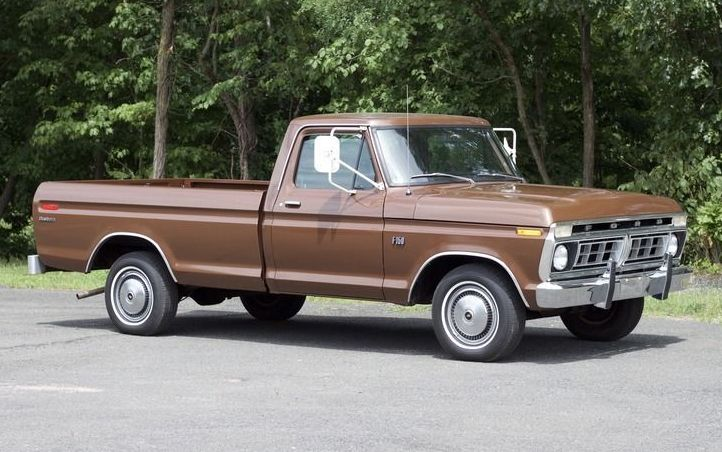 Ford F 150 Truck Bed For Sale >> 26k Mile 1976 Ford F-150 Survivor