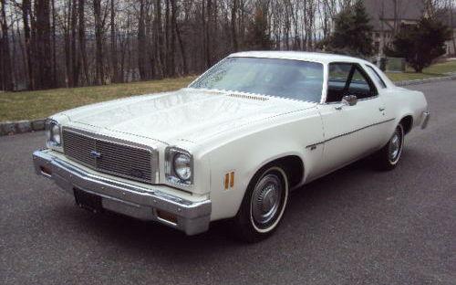 2016 Chevy Malibu For Sale >> Boring Survivor: 1977 Chevrolet Malibu