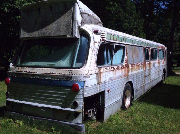 1977 GMC City Bus