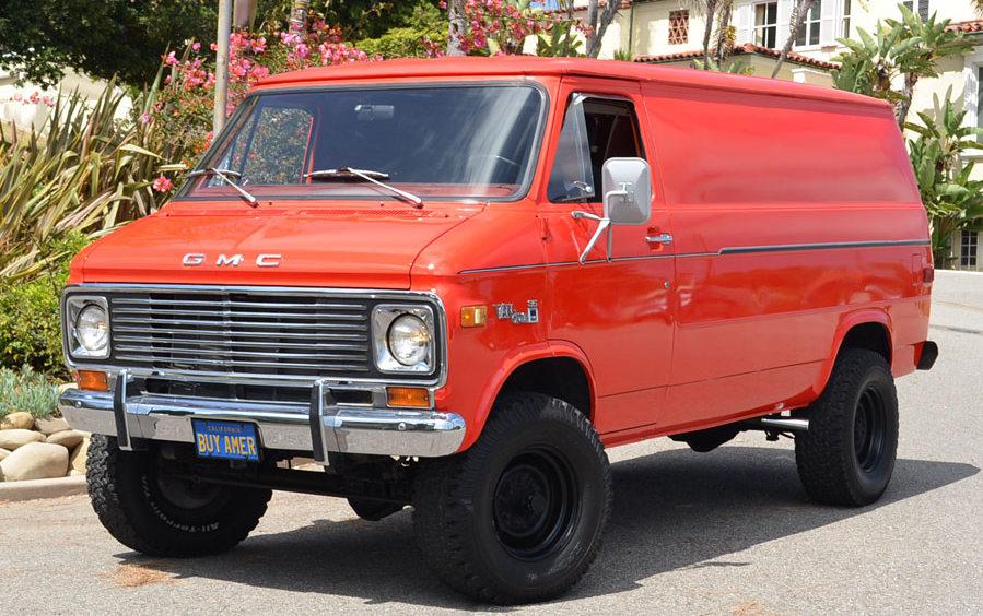 Quigley Van For Sale >> Ready To Play: 1977 GMC VanDura 4x4