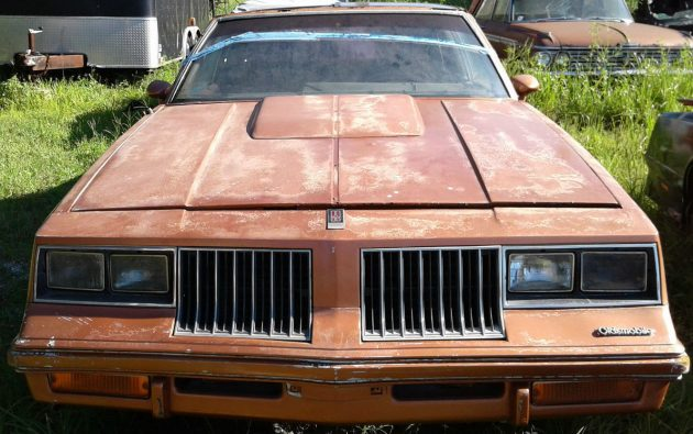 1984 Hurst Olds Project