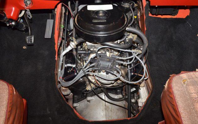 350 Crate engine
