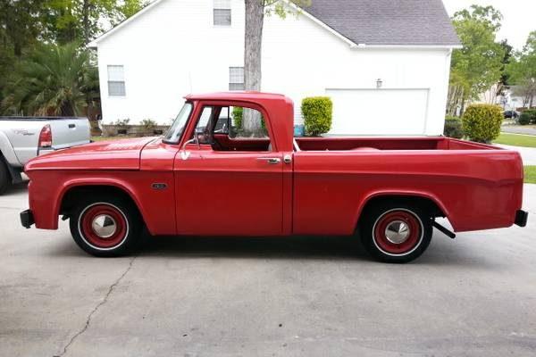 Surviving Dodge: 1961 Dodge D100 Sweptline