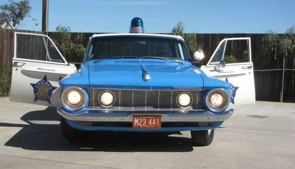 E Police Car Price