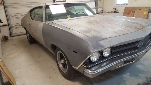One Owner Muscle: 1969 Chevrolet Chevelle