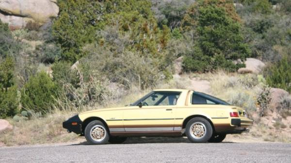 Rx Lineage 1979 Mazda Rx 7