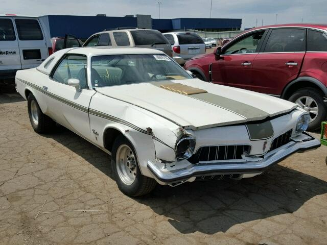 Old Muscle Cars For Sale >> 1 of 1097: 1973 Olds Cutlass S Hurst Olds