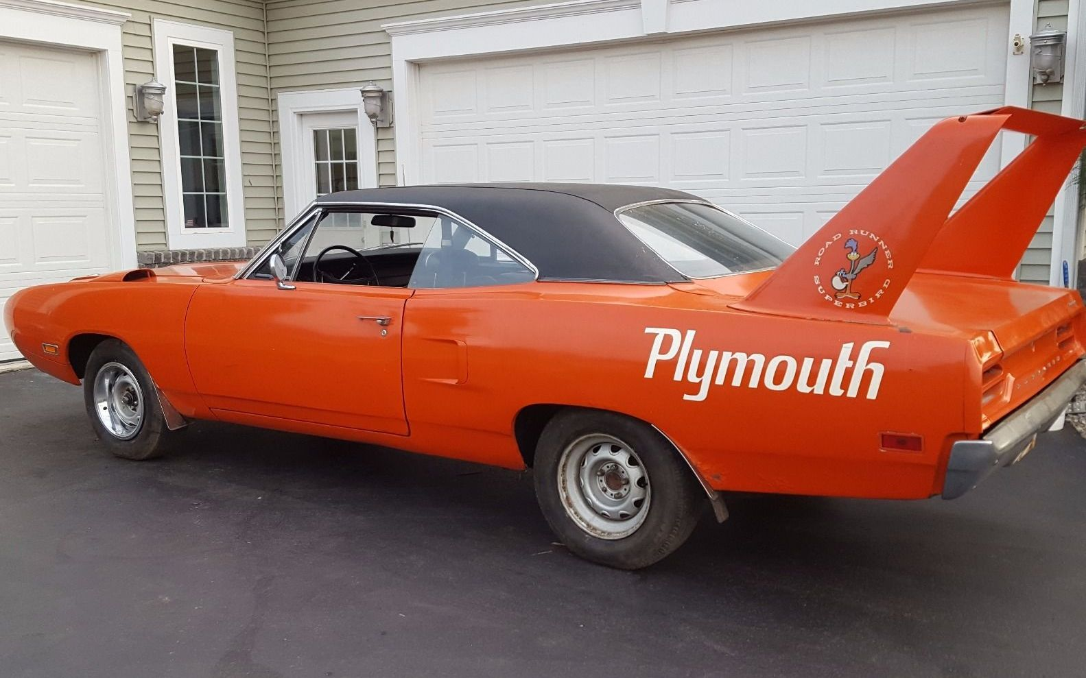 1970 Plymouth Superbird Barn Find!