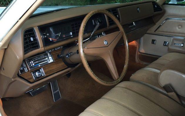 Buick Interior