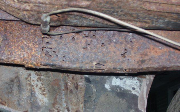 Frame Rust