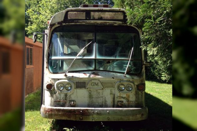 Free 1977 GMC City Bus