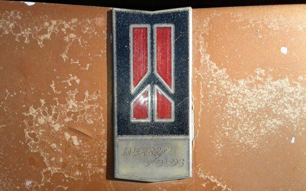 Hurst Olds Emblem