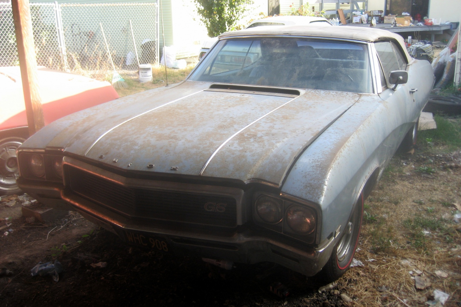 BF Exclusive: 1968 Buick GS 400 Convertible