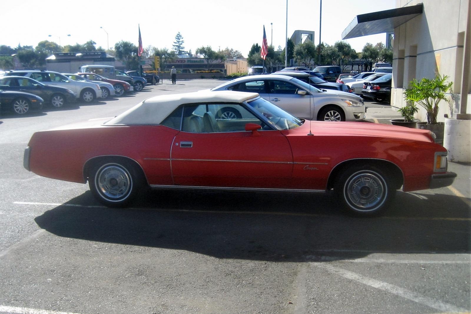 BF Exclusive: 1973 Mercury Cougar Convertible #2