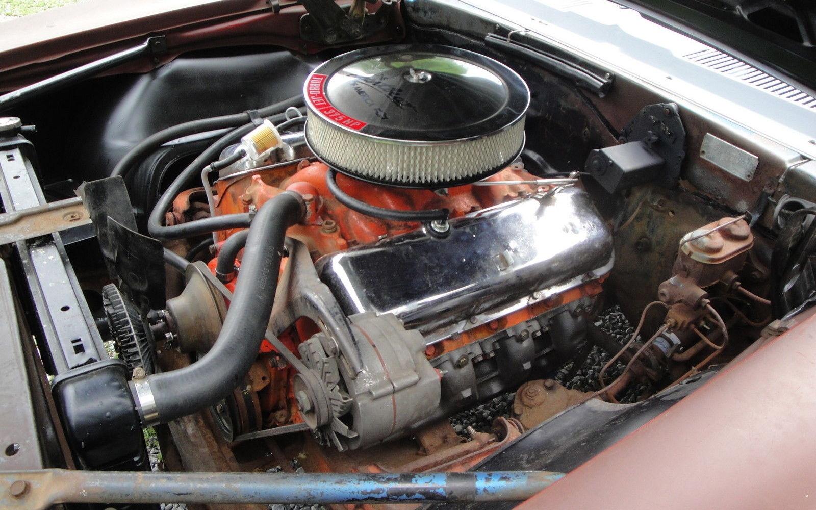 L78 396 V8