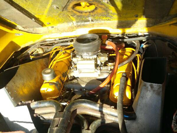 Lotus Europa V8